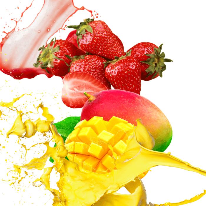 Strawberry Mango e-liquid